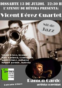 Jazz Vicent Pérez