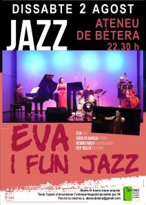 Eva Fun Jazz 2014