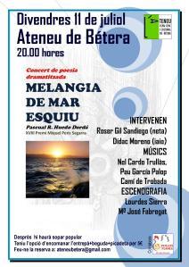 Melangia de mar