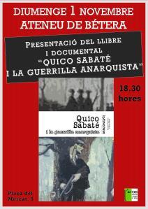 Quico Sabaté-cartell
