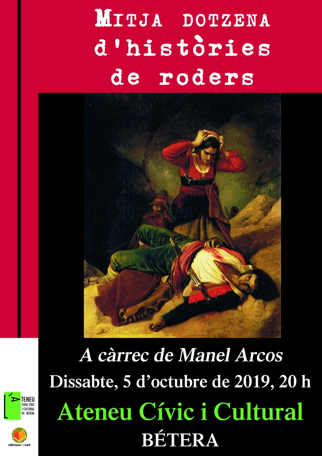 Xerrada MITJA DOTZENA D'HISTÒRIES DE RODERS Bétera (5-10-2019)